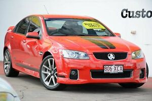 2011 Holden Commodore VE II MY12 SS V Red 6 Speed Sports Automatic Sedan Chermside Brisbane North East Preview