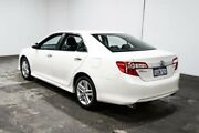 2013 Toyota Camry ASV50R Atara R White 6 Speed Sports Automatic Sedan Welshpool Canning Area Preview