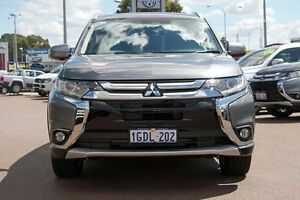 2016 Mitsubishi Outlander ZK MY17 LS 2WD Safety Pack Titanium 6 Speed Constant Variable Wagon Wilson Canning Area Preview