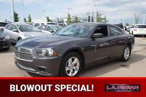 2014 Dodge Charger SE AUTOMATIC Accident Free,  A/C,