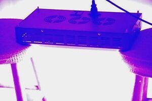 BRIGHT 'HEAVY DUTY' COMMERCIAL LED GROW LIGHT, FULL SPECTRUM Cambridge Kitchener Area image 2