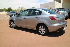 2011 Mazda 3 BL10F1 MY10 Neo Activematic Silver 5 Speed Sports Automatic Sedan Wilson Canning Area Preview