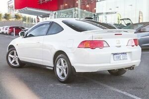 2004 Honda Integra 2005 Upgrade Luxury White 5 Speed Sequential Auto Coupe Wangara Wanneroo Area Preview