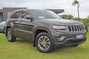 2015 Jeep Grand Cherokee WK MY15 Laredo Grey 8 Speed Sports Automatic Wagon Pearsall Wanneroo Area Preview