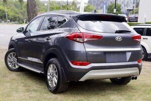 2015 Hyundai Tucson TLE Elite 2WD Grey 6 Speed Sports Automatic Wagon