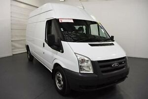 2008 Ford Transit VM MY08 High (LWB) White 6 Speed Manual Van Moorabbin Kingston Area Preview