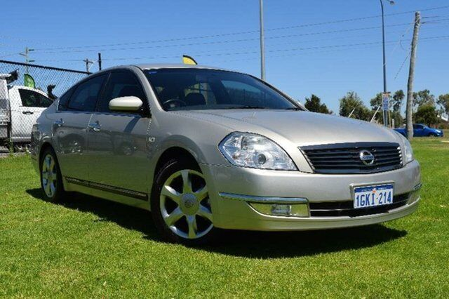 2008 nissan maxima j31 st l gold constant variable sedan cars 1 of 19 fandeluxe Images