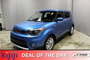2018 Kia Soul EX+ Heated Seats,  Back-up Cam,  Bluetooth,  A/C,