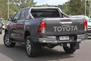 2017 Toyota Hilux GUN126R SR5 Double Cab Grey 6 Speed Sports Automatic Utility Monkland Gympie Area Preview