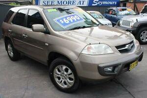 2003 Honda MDX Bronze 5 Speed Automatic Wagon Hamilton Newcastle Area Preview