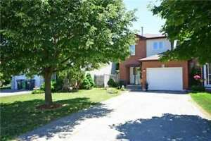 End Unit Freehold Townhouse That Feels Like A Detached House!