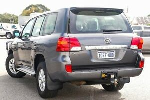 2012 Toyota Landcruiser VDJ200R MY10 GXL Grey 6 Speed Sports Automatic Wagon Gosnells Gosnells Area Preview