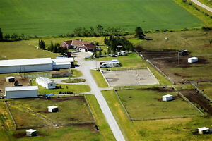 Horse Creek Stable – Boarding 12 minutes north of Cochrane