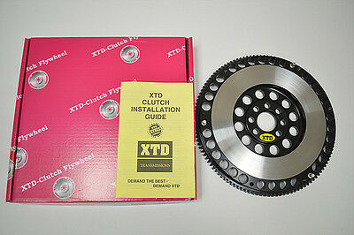 XTD CHROME MOLY FLYWHEEL 88 93 CELICA ALL TRAC 1991 95 MR2 20L TURBO 3SGTE