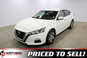 2019 Nissan Altima AWD S 2.5 Remote start, Heated front seats, B