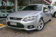 2012 Ford Falcon FG MkII XR6 Ute Super Cab Silver 6 Speed Manual Utility Somerton Park Holdfast Bay Preview