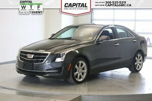 2016 Cadillac ATS Sedan Luxury Collection AWD*Heated Leather Sea