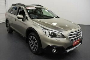 2015 Subaru Outback B6A MY15 2.0D CVT AWD Bronze Constant Variable Wagon Moorabbin Kingston Area Preview