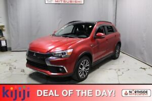 2016 Mitsubishi RVR AWC GT PREMIUM Heated Seats,  Panoramic Roof