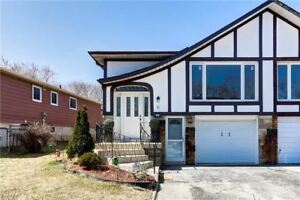 Bright & Spacious, Great Location Raised Bungalow, Must See!