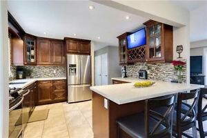 Fabulous Family Sun-Filled 2 Storey Home in a Highly Sought area