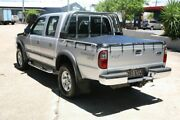 2004 Ford Courier PG XLT Crew Cab Silver 5 Speed Manual Utility Woodridge Logan Area Preview