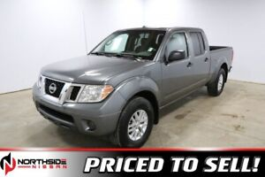 2016 Nissan Frontier 4WD CREWCAB SV Accident Free,  Back-up Cam,