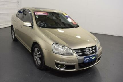 2008 Volkswagen Jetta 1KM MY08 Upgrade 2.0 TDI Gold 6 Speed Direct Shift Sedan