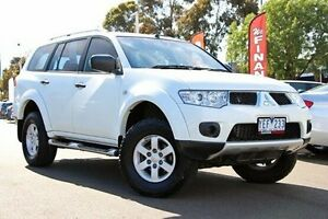 2011 Mitsubishi Challenger PB (KH) MY11 LS White 5 Speed Sports Automatic Wagon Nunawading Whitehorse Area Preview