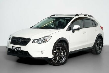 2015 Subaru XV G4X MY15 2.0i-S Lineartronic AWD White 6 Speed Constant Variable Wagon Port Melbourne Port Phillip Preview