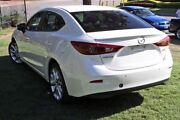2015 Mazda 3 BM5238 SP25 SKYACTIV-Drive GT White 6 Speed Sports Automatic Sedan Hillcrest Logan Area Preview