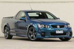 2012 Holden Ute Green Manual Utility Vermont Whitehorse Area Preview