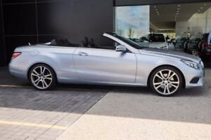 2013 Mercedes-Benz E250 A207 MY13 7G-Tronic + Silver 7 Speed Sports Automatic Cabriolet