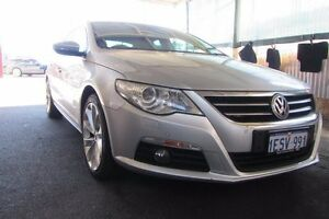 2010 Volkswagen Passat CC 3C MY11 V6 FSI Silver 6 Speed Direct Shift Coupe Wangara Wanneroo Area Preview