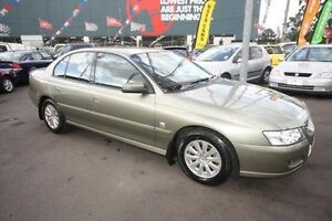 2004 Holden Commodore VZ Acclaim Green 4 Speed Automatic Sedan Kingsville Maribyrnong Area Preview