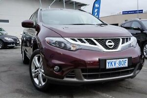 2015 Nissan Murano Z51 Series 4 MY14 TI Maroon 6 Speed Constant Variable Wagon Pearce Woden Valley Preview