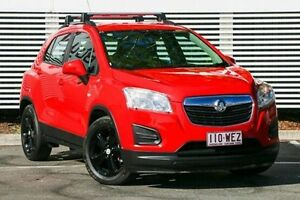 2015 Holden Trax TJ MY15 LS Blaze Red 5 Speed Manual Wagon Mount Gravatt Brisbane South East Preview
