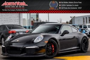 2015 Porsche 911 GT3|Lighting Design,Sport Chrono,Sound+Pkgs|20A