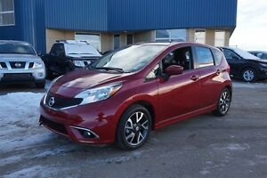 2015 Nissan Versa Note SR AUTOMATIC Accident Free,  Back-up Cam,