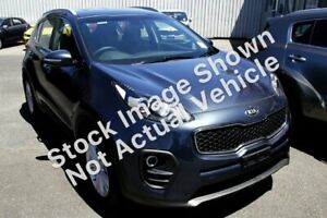 2017 Kia Sportage QL MY17 Si 2WD Mercury Blue 6 Speed Sports Automatic Wagon South Grafton Clarence Valley Preview