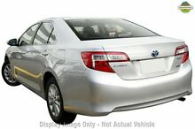 2013 Toyota Camry AVV50R Hybrid H Silver 1 Speed Constant Variable Sedan Wangara Wanneroo Area Preview