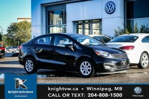 2013 Kia Rio LX w/ Remote Starter/Super Low KM