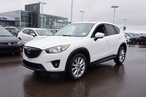 2014 Mazda CX-5 AWD GT Navigation (GPS),  Leather,  Heated Seats