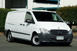 2012 Mercedes-Benz Vito 639 MY11 113CDI LWB White 5 Speed Automatic Van Acacia Ridge Brisbane South West Preview