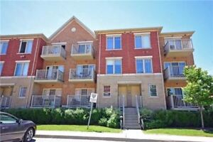 2Br, 2Wa Stacked Town Home, Churchill Meadows Community!