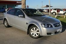 2010 Holden Commodore VE MY10 Omega Silver 6 Speed Sports Automatic Sedan Pearsall Wanneroo Area Preview