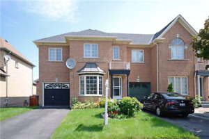 Brampton semi detached open house