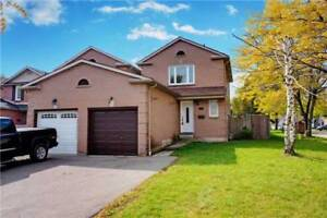3 Bdrm Detached/Link Home** Large Corner Lot** Fin Bsmnt**