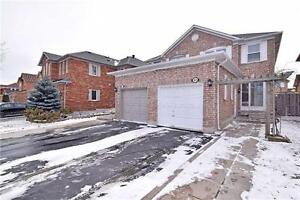 3+1 Bedrooms + Finished Basement - Airport/Bovaird