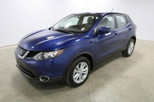 2018 Nissan Qashqai AWD SV CVT BLUETOOTH , BACK UP CAMERA, MOONR